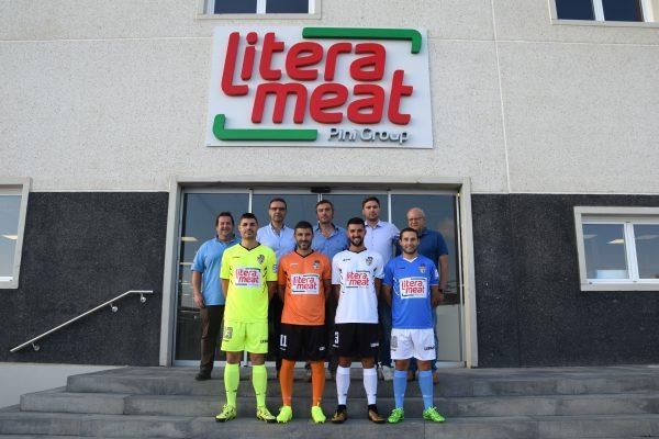 Litera Meat, nuevo patrocinador del CD Binéfar