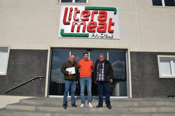 La Asociación de Productores de Porcino del Alto Aragón conoce Litera Meat