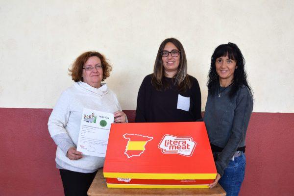 Litera Meat solidaria con Algayón 12 meses 1 causa