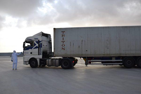 Litera Meat exporta su primer contenedor marítimo a terceros países