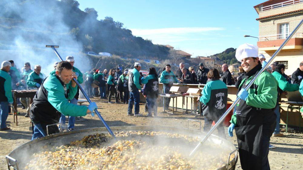 Festa del Tossino Albelda