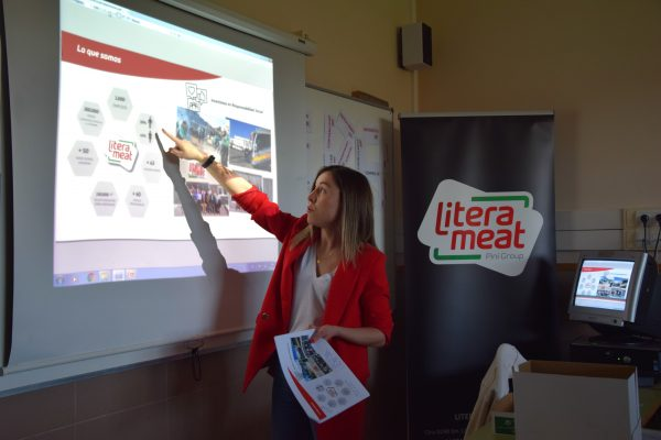 Litera Meat Participates in local educational project