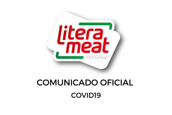 Comunicado oficial | Covid19