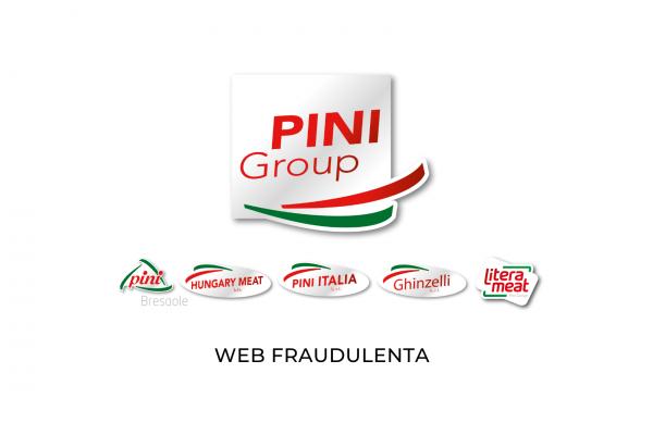 Comunicado | Página web fraudulenta