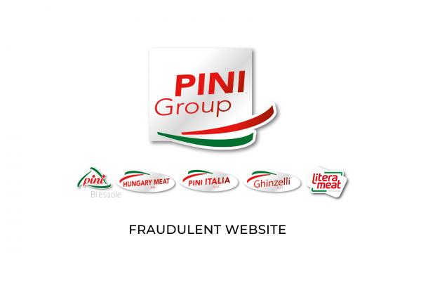 Statement | Fraudulent Website