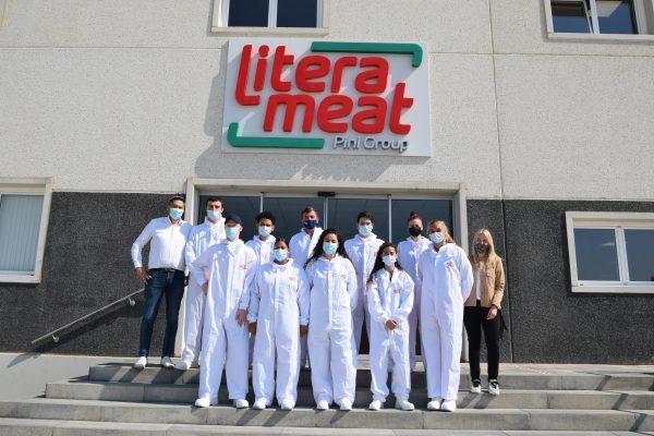 Inicio de curso muy positivo en el Centro de Formación de Litera Meat