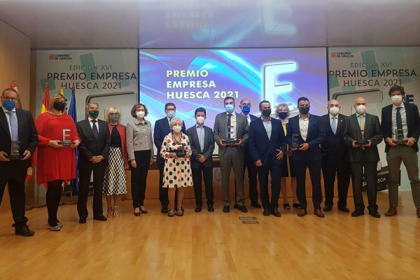 Litera Meat recibe el Premio Empresa Huesca 2021